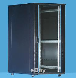 15U Server Rack cabinet 600 (W) x 600 (D) x 800 (H) Flat Pack Free Standing