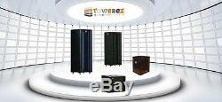 18U Wall rack 19 INCH 600 (W) x 600 (D) x 1000 (H) New but customer return