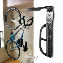 8x Bike Storage Wall Mounted Hook Bicycle Steel Rack Holder Hanger Garage Stand