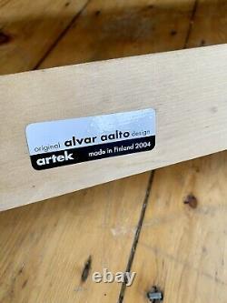 Artek Orginal Alvar Aalto Deisgn 1936, 109C Coat Rack, Made In Finland 2004