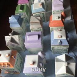 BROOKS BENTLEY 24 Spice Jar Canterbury Crossing Collection & Rack