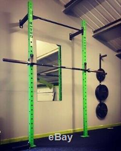Bay Wall Mounted Gym Rack/Rig