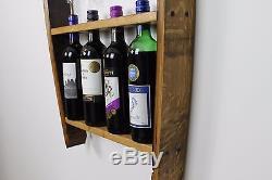 Bespoke Wine Stave Rack