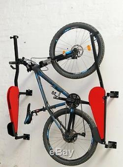 Bicycle Wall Mount Lift Pro Automatic Lifting Power and Hanging Wall Rack