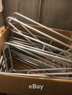 Bike rack and fixings 26 single units JOB LOT