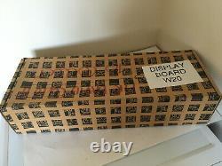 CP HART London BNWT English Soap & Sponge rack part no EN180CP in chrome