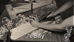 Corner Coat Rack, Solid Oak, Corner coat hanger, wall mounted coat rack, Bespoke