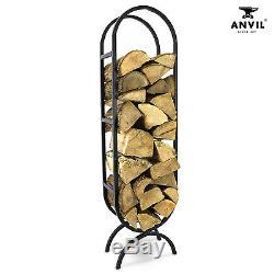 Custom Wall Mounted Log Holder Firewood Rack Basket Storage