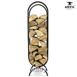 Custom Wall Mounted Log Holder Firewood Rack Log Basket Firewood Holder Storage