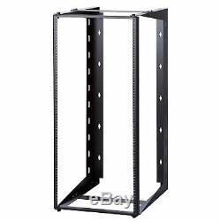 Damac 24U Wall Mount Swing Out Server Rack WR48SZ21461-3 NIB Black