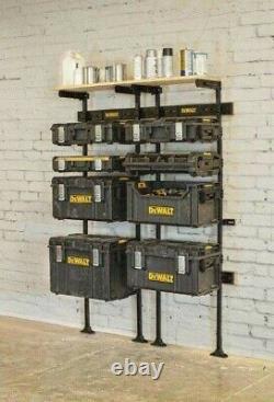 DeWalt DWST1-75694 Toughsystem Workshop Vehicle Garage Storage Racking System