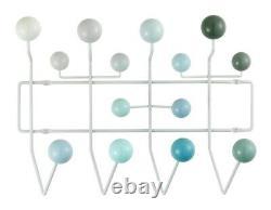Eames Vitra Hang It All Coat Rack white, Ray & Charles Eames, New