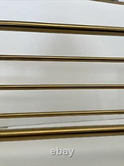 Kohler K-14381-BGD Purist Brushed Gold Towel Shelf Rack