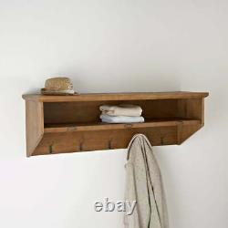 La Redoute Lindley Pine Coat Rack rrp £199 ONLY £100 BUILT UP COLLECT WF119HS