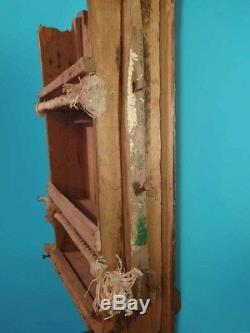 Large Wooden Driftwood Wine/Spirit Bottle Rack Bar Buddy