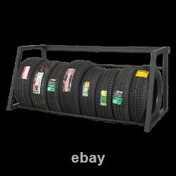 Latest SEALEY Extending Tyre Rack Wall or Floor Mounting STR001