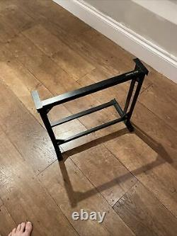 Mana Acoustics Turntable Rack/Stand Wall Mount Black