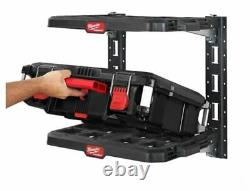 Milwaukee Packout Racking System Schienensystem-Set for Wall Mounting, Wall Mount