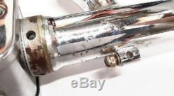 Myson Brass Wall Mount Towel Warmer Rack Rails Eo140 Chrome Electric Steam 110