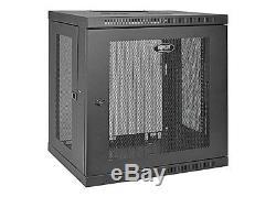 NEW Tripp Lite SRW12U SmartRack 12U Wall-Mount Rack Enclosure Cabinet in Box