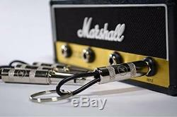 Pluginz Jack Rack Marshall JCM800 Guitar Amp Key Holder + 4 Guitar Plug Keychain