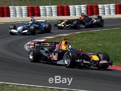 Red Bull F1 carbon fibre coat jacket wall mount rack Formula 1 guys office gift