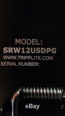 SRW12USDPG TRIPP LITE 12U Wallmount Rack