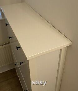 Shoe Storage Cabinet with 2 Tipping Drawers and Wall Mounted Coat Rack Set