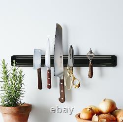 Strong Magnetic Knife Kitchen Bar Holder Wall Mounted Rack Strip Utensil Chef