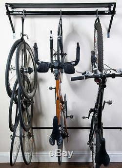 Sx3 Bicycle Storage Rack BLACK by VELOGRIP