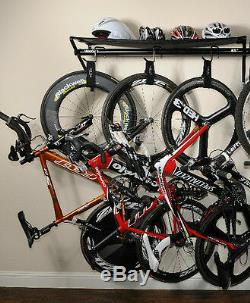 Sx3 Bicycle Storage Rack WHITE by VELOGRIP