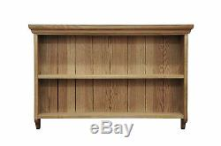 Toronto Solid Oak Wall Rack / Shelving / Shelves / Mounted / 90cm 15cm 60cm