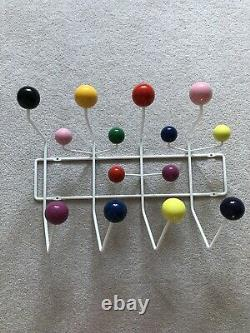 Vitra Hang It All Coat Rack by Charles & Ray Eames Classic