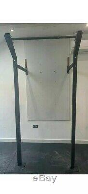 Wall Mounted Squat Rack Stand Crossfit Rig