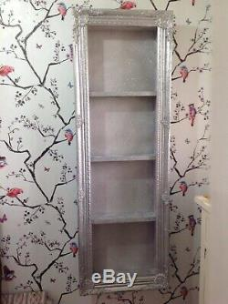 Wall mounted nail polish Racks/storage Salon Shelf Retail Furniture Lockable