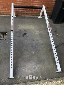 Watson Wall Mounted Squat Rack
