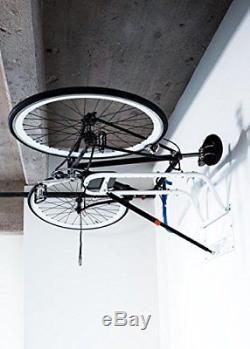 Zero Gravity Bike Rack Solid Wall Mounted Bike Storage Rack for Home or Garage